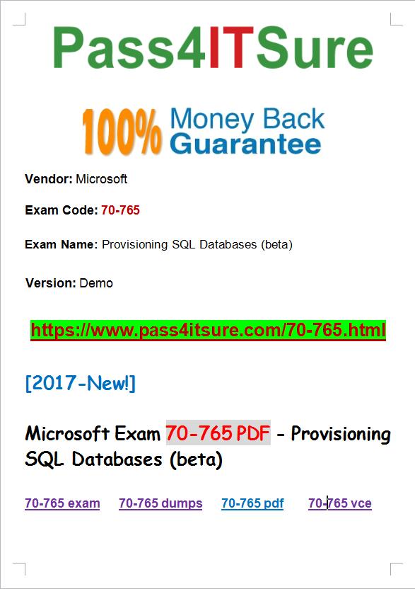 New Microsoft Pdf Version From Google Drive Best New Mcsa Sql 2016